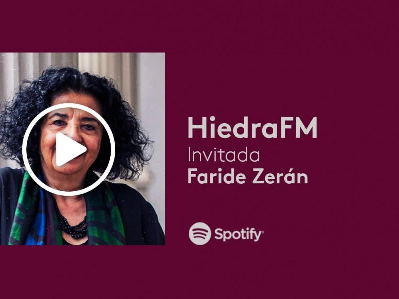 Faride Zerán en HiedraFM