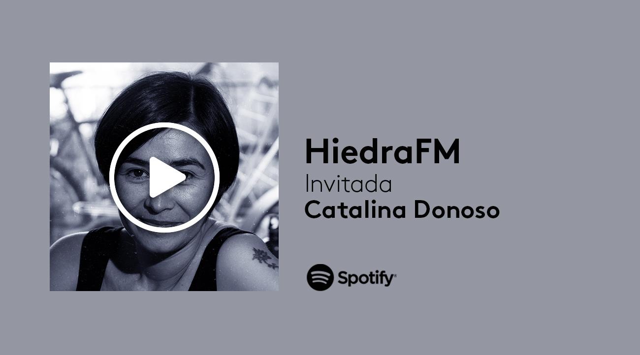 Catalina Donoso en HiedraFM