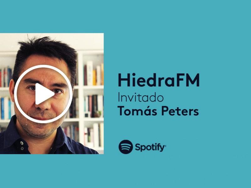 Tomás Peters en HiedraFM