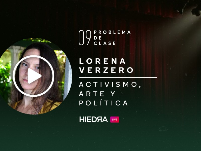 Lorena Verzero en Revista Hiedra