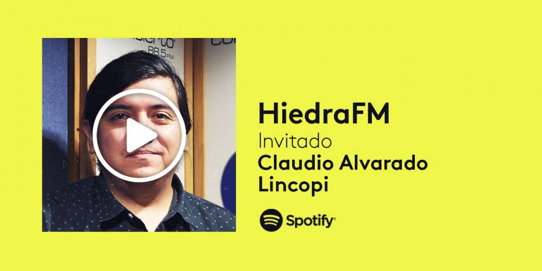 Claudio Alvarado Lincopi