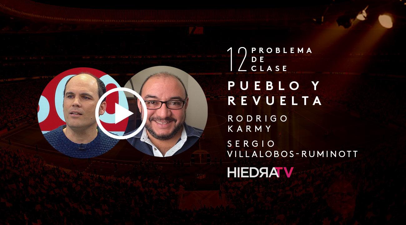 Rodrigo Karmy y Sergio Villalobos-Ruminott