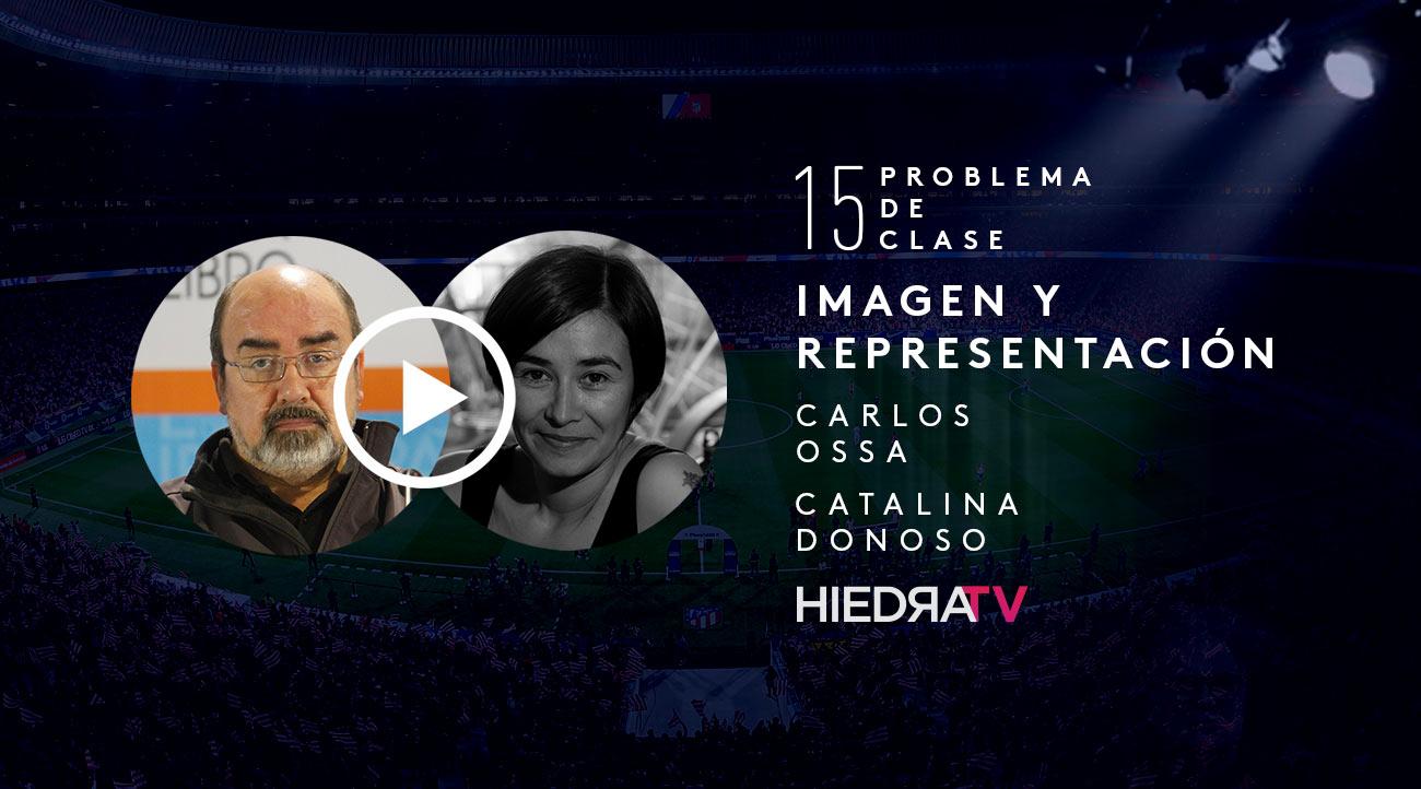 Carlos Ossa y Catalina Donoso en PDC