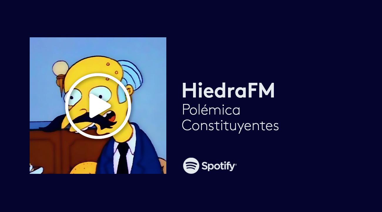 Especial Constituyentes en HiedraFM