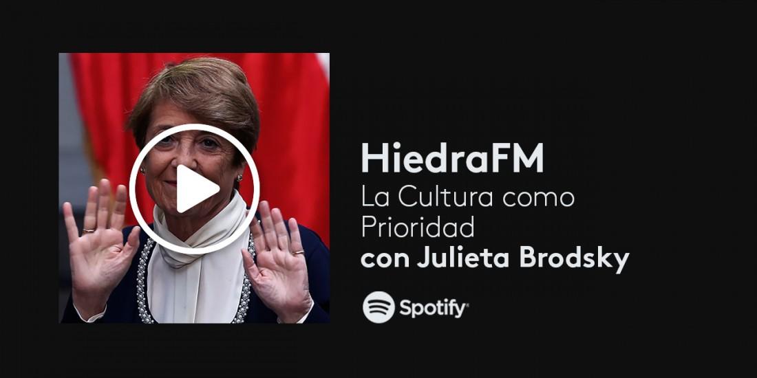 Julieta Brodsky en HiedraFM