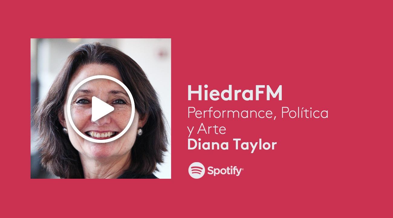 Diana Taylor en HiedraFM