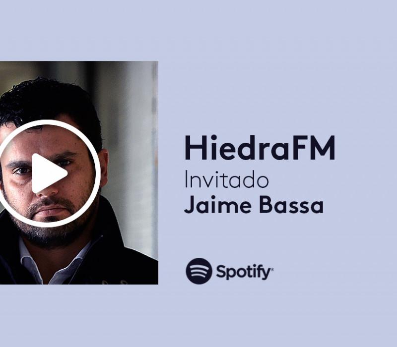 Jaime Bassa en HiedraFM de Revista Hiedra