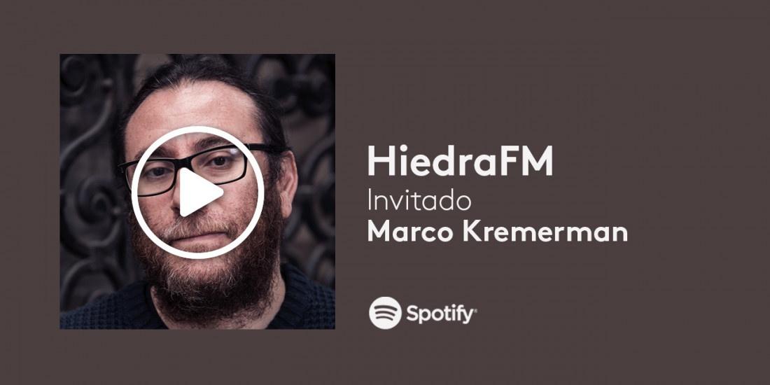 Marco Kremerman en HiedraFM