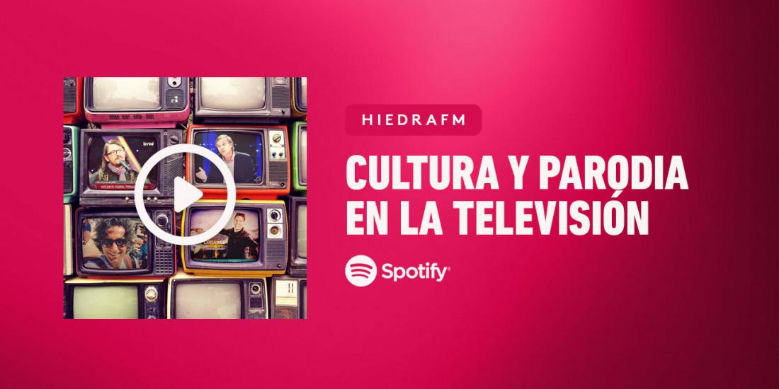 Episodio número 1 de la quinta temporada de HiedraFM y abrimos conversando sobre un tema que hemos merodeado estos días: cultura y parodia en televisión