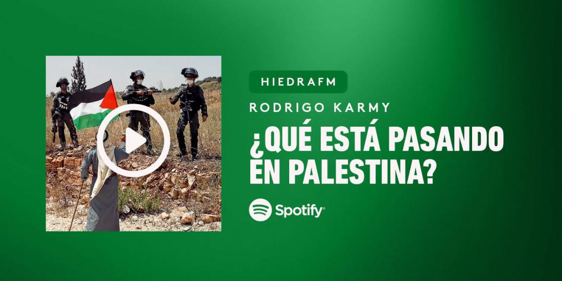Qué está sucediendo en Palestina