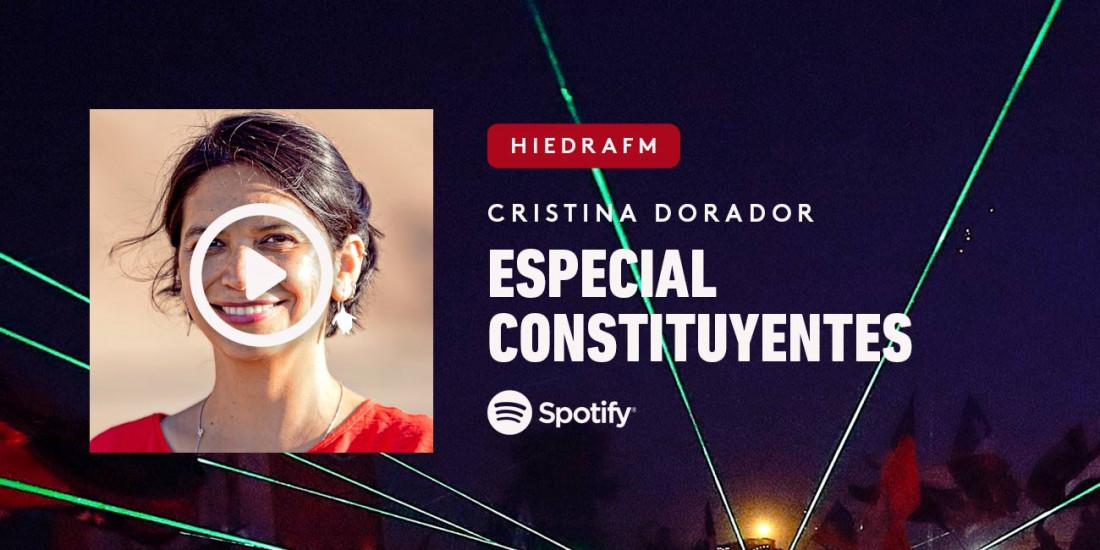 Cristina Dorador en HiedraFM